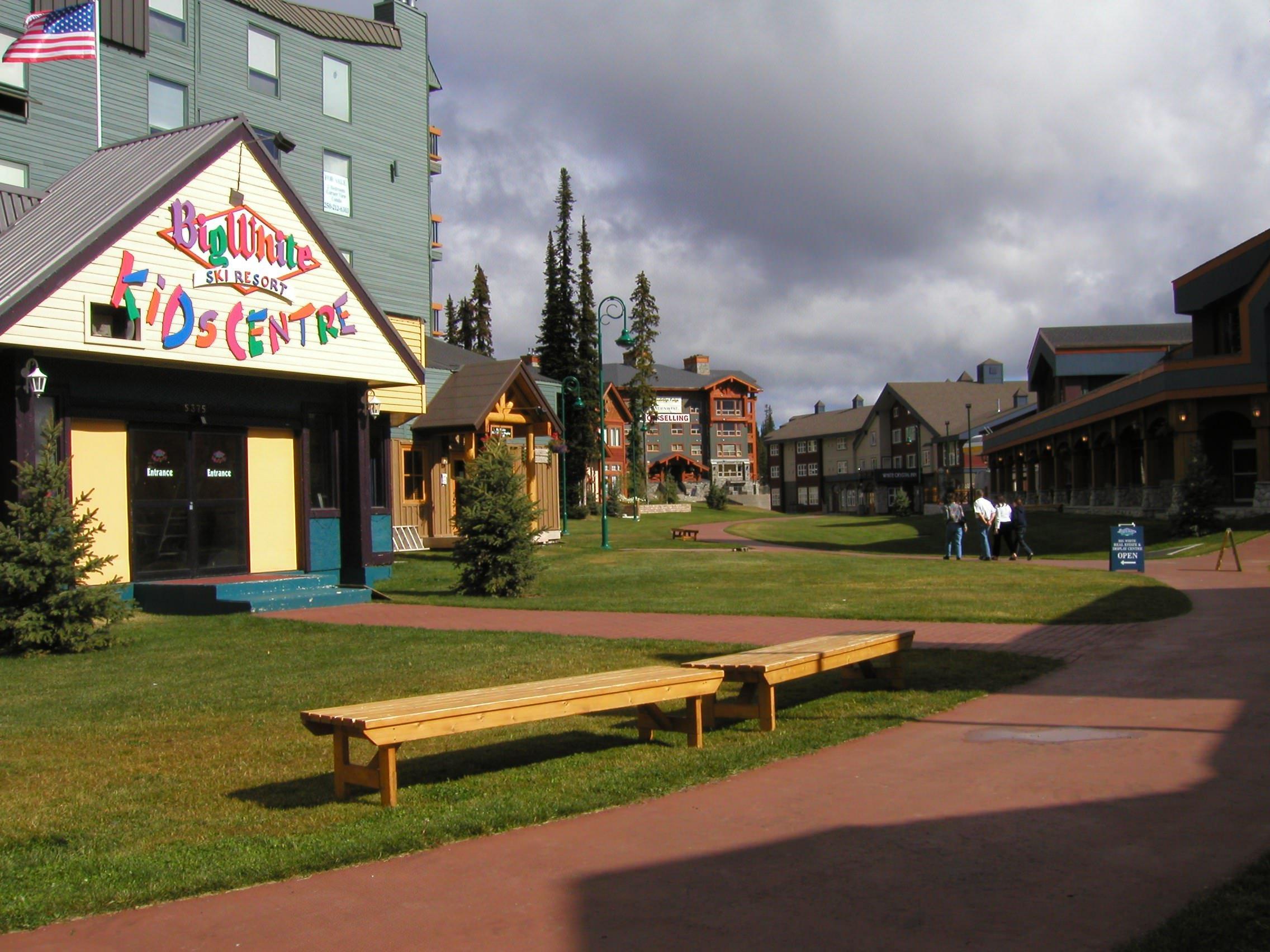 Big White Village