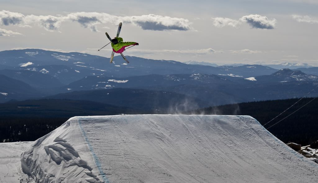 Ski Corkscrew
